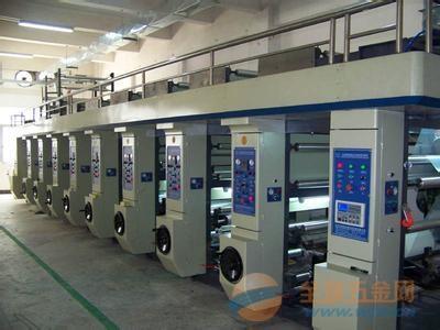 二手印刷机进口案例
