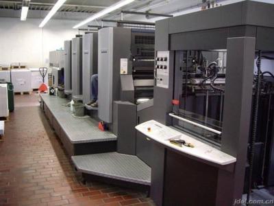 进口二手印刷机基本操作流程手续 二手设备报关代理